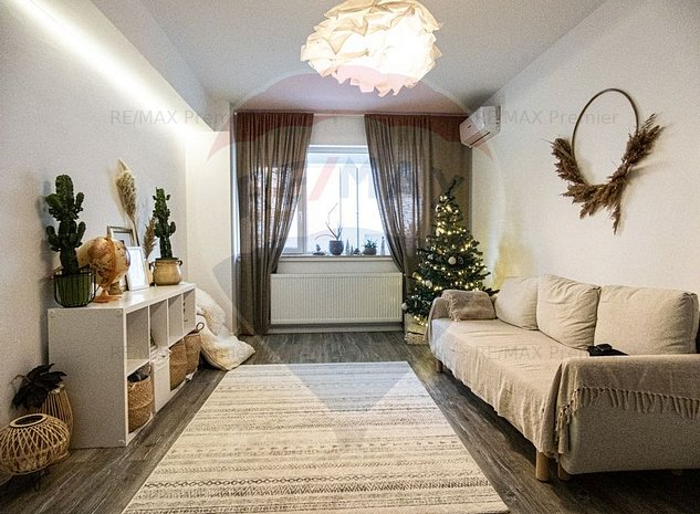 Apartament cu 2 camere de vanzare in zona Uverturii - imaginea 1