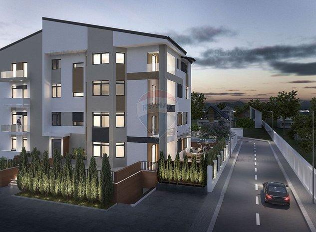 Apartament 3 camere cu terasa   163 suprafata totala. - imaginea 1