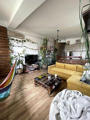De vanzare apartament 2 camere zona Damaroaia Bucurestii Noi - imaginea 1