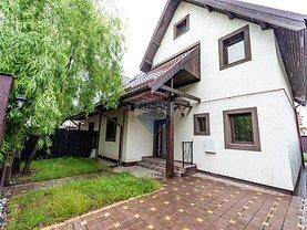 Casa de vânzare sau de închiriat 6 camere, în Bragadiru, zona Nord