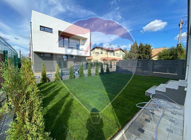 Vila in duplex Pipera | constructie NOUA | Acces din Blvd. Pipera - imaginea 1