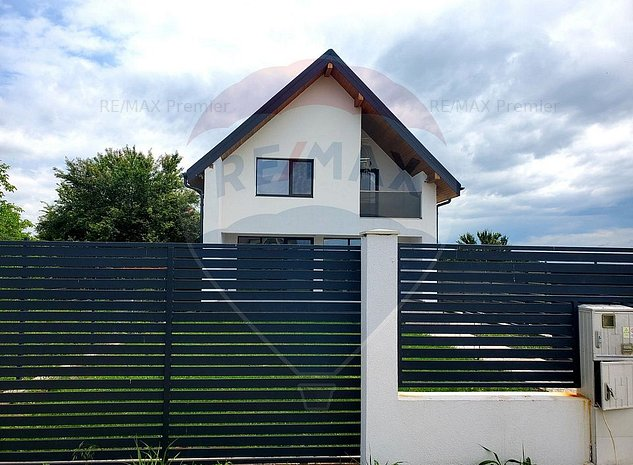 Casa/Vila Corbeanca/Tamasi | 5 Camere | SU 137mp | Finisaje la alegere - imaginea 1