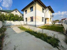 Casa de vânzare sau de închiriat 4 camere, în Chiajna, zona Central