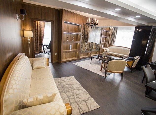 Apartament Deosebit 3 Camere Herastrau Persepolis - imaginea 1