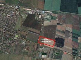 Teren agricol de vânzare, în Vladimirescu