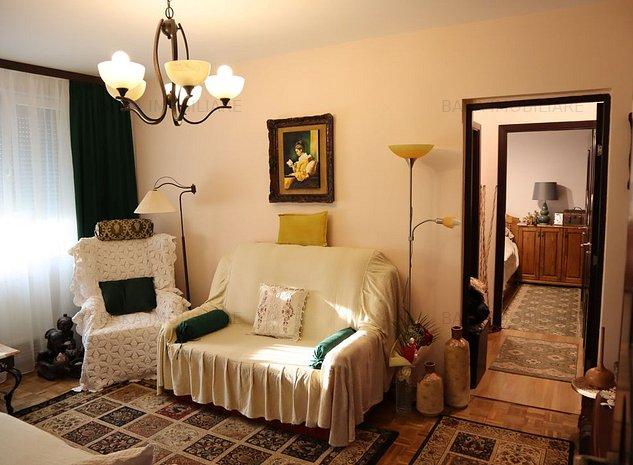 Apartament 2 camere Hipodrom - imaginea 1