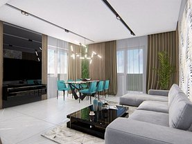 Apartament de închiriat 3 camere, în Bucureşti, zona Tineretului