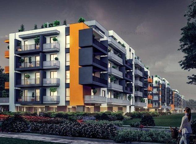 Apartament 2 camere -TitanPark - Pallady - Metrou Nicolae Teclu - imaginea 1