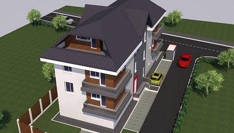 Apartamente Bucureşti, Theodor Pallady
