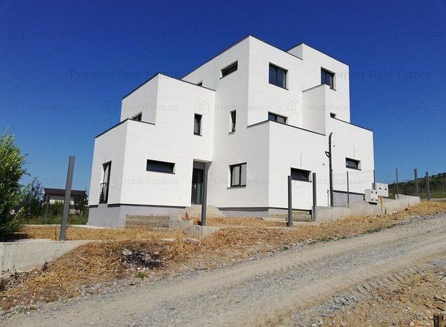 Duplex semifinisat, 125 mp, Chinteni - imaginea 1