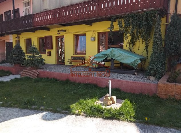 Apartament cu 3 camere la casa in zona centrala din Sibiu - imaginea 1