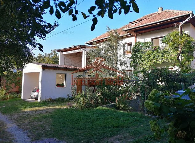 Casa single in Sibiu zona Dioda-Politie - imaginea 1