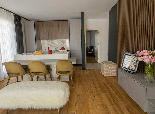 Duplex 4 camere, zona de Nord - imaginea 1
