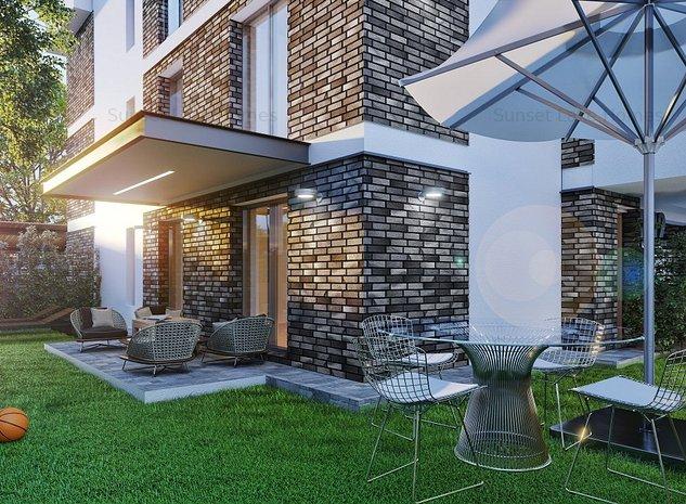 Apartament la Parter cu Gradina proprie de 80 m.p. - imaginea 1