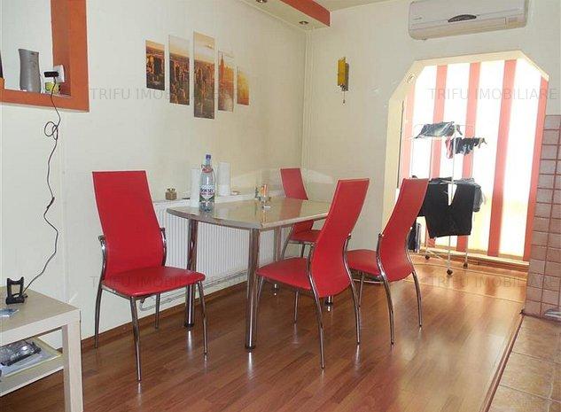 Apartament 2 camere,decomandat,Tolstoi - imaginea 1