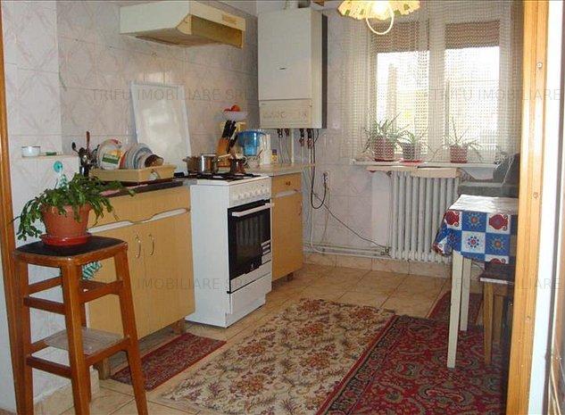 Apartament 2 camere decomandat Tolstoi - imaginea 1
