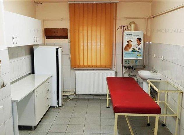 Apartament 2 camere, 50 mp, pretabil ca birou sau spatiu comercial - imaginea 1