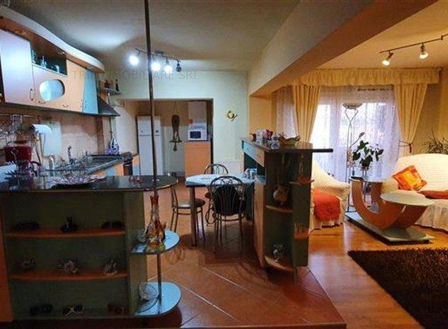 Apartament 4 camere,decomandat,zona Lidl - imaginea 1