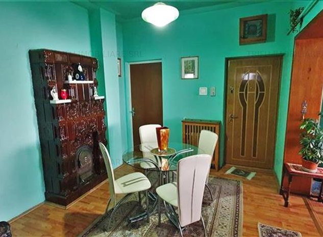 Apartament 4 camere, 102 mp utili, str. Closca - imaginea 1