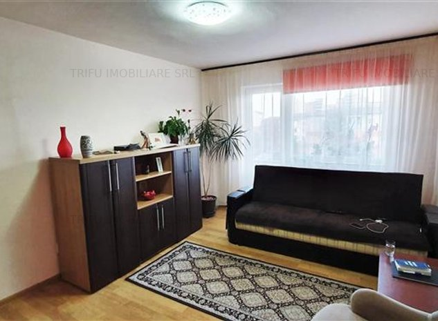Apartament 2 camere, finisat, zona Closca, zona linistita - imaginea 1