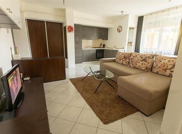 Apartament 2 camere, bloc 2012, Cetate - imaginea 1