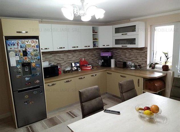 2 Camere Modificat , mobilat, renovat complet. - imaginea 1