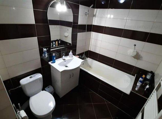 2 camere decomandat , mobilat si utilat. - imaginea 1