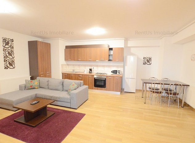 Pipera | Mall Promenada | Floreasca | Upground residence - imaginea 1