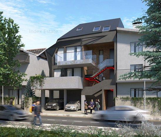 Apartament in imobil-boutique la Piata Muncii! - imaginea 1