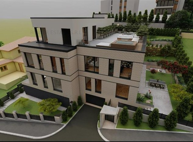 Apartament cu 3 camere+gradina,situat in cartierul Gruia! - imaginea 1
