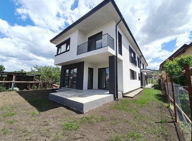 Casa Tip Duplex 130 mp utili, 250 mp teren,,Locatie deosebita! - imaginea 1