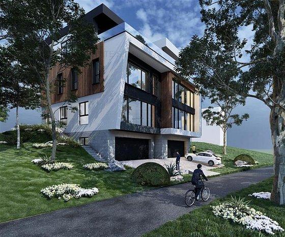 Casa situata in cartierul Gruia!Panorama Spectaculoasa! - imaginea 1