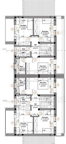 Casa Tip Duplex ,120 mp utili, 250 mp teren,Locatie deosebita! - imaginea 1