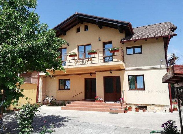 Casa individuala situata in cartierul SOMESENI, 140 mp utili, teren 700 mp! - imaginea 1