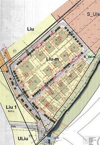 Teren cu PUZ,Proiect Casa Individuala! 365 mp teren. 86.900 euro! - imaginea 1