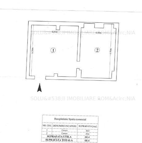 Spatiu comercial de inchiriat - Alexandru - Olimp - imaginea 1