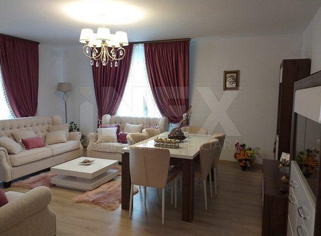 Apartament 3 camere de lux | Rezidenta Podgoria - imaginea 1