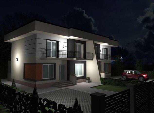 Case noi in Stefanesti - Viisoara - imaginea 1
