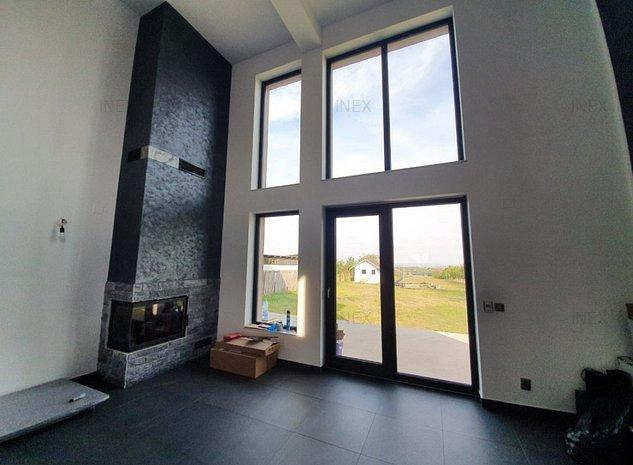 Casa individuala moderna | 2500 mp Teren | Dealul Viilor - imaginea 1