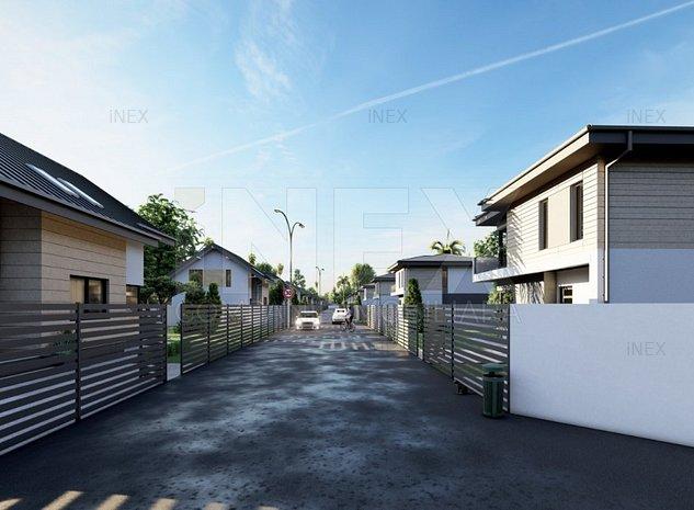 Complex nou de case in Trivale   450 mp teren   KREDDA Residence - imaginea 1