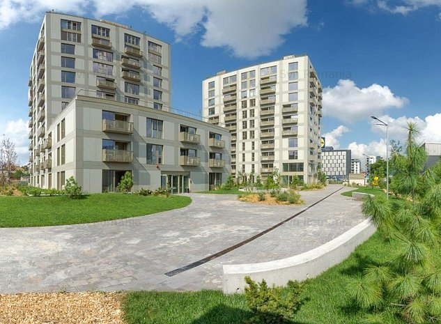 Vanzare apartament 3 camere Aviatiei - Lidl NOU - imaginea 1