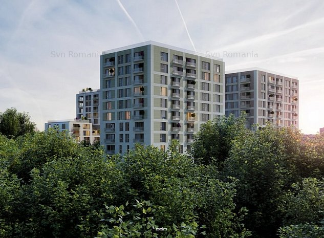 Vanzare apartament 2 camere Aviatiei - complex rezidential nou - imaginea 1