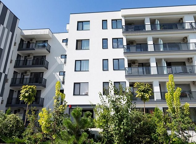 Apartament 3 camere in complex rezidential de lux pe Erou Iancu Nicolae - imaginea 1