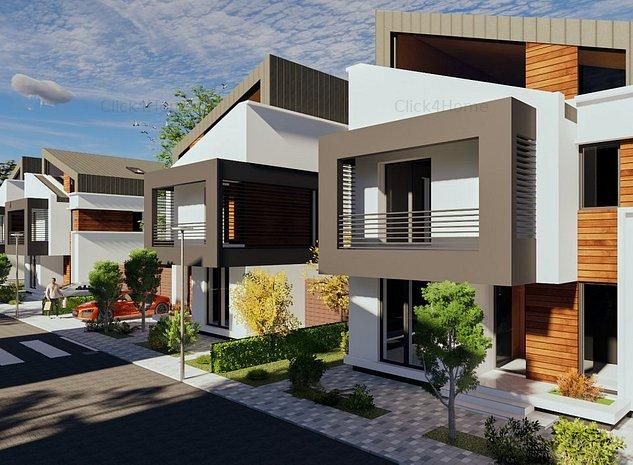 Casa individuala splendida cu finisaje premium, Pipera-Tunari - imaginea 1