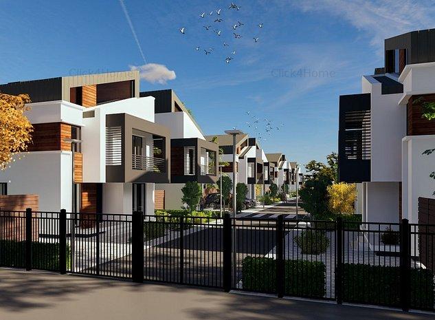 Ultimele vile individuale smart cu finisaje premium, in cartier din Pipera-Tunar - imaginea 1
