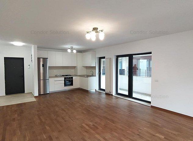 Inchiriere apartament 3 camere decomandat, bloc nou, in zona Tineretului - imaginea 1