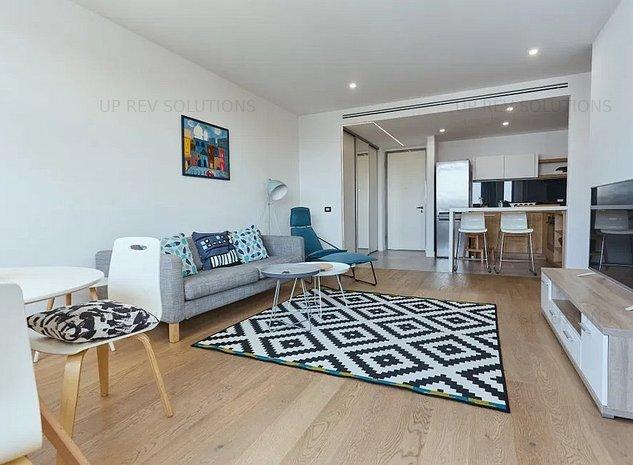 Studio modern, desing minimalist │ Cortina Residence │ Parcare subterana - imaginea 1