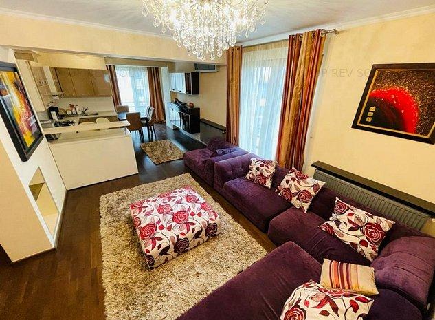 Apartament 3 camere │ Prima inchiriere │ Iancu Nicolae │ Pipera - imaginea 1