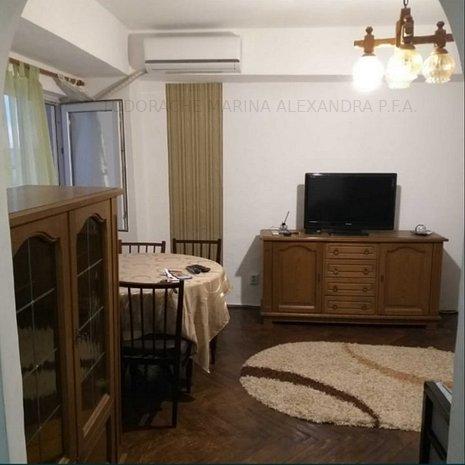 Inchiriere apartament 3 camere, central Targoviste UNC603 - imaginea 1