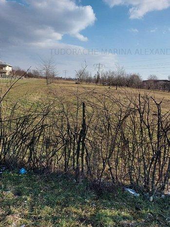 Vanzare teren intravilan, zona Aleea Manastirii UNC677 - imaginea 1